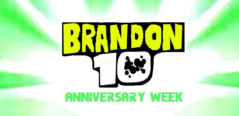 Brandon 10/Brandon 10 Week 2016