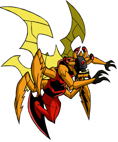 Insect-0 (Omnitrix Unleashed)