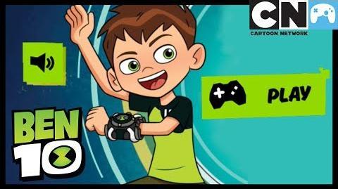 Ben 10 Videos/1 HOUR Gameplay