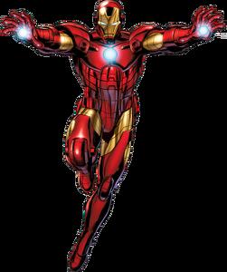 BBDB Iron Man