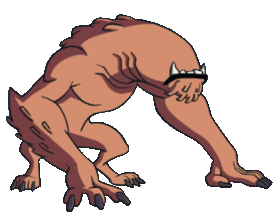 Feral Beast (AL 12 Reboot)