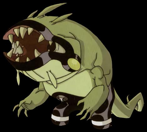 Puffersaurus (AL 12)