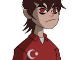 Kayra Alkan (Earth-20WR)