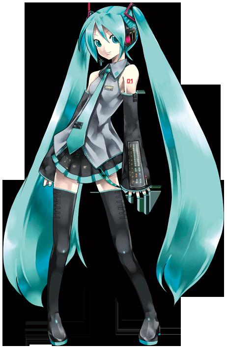 Hatsune Miku (Into the Omniverse)