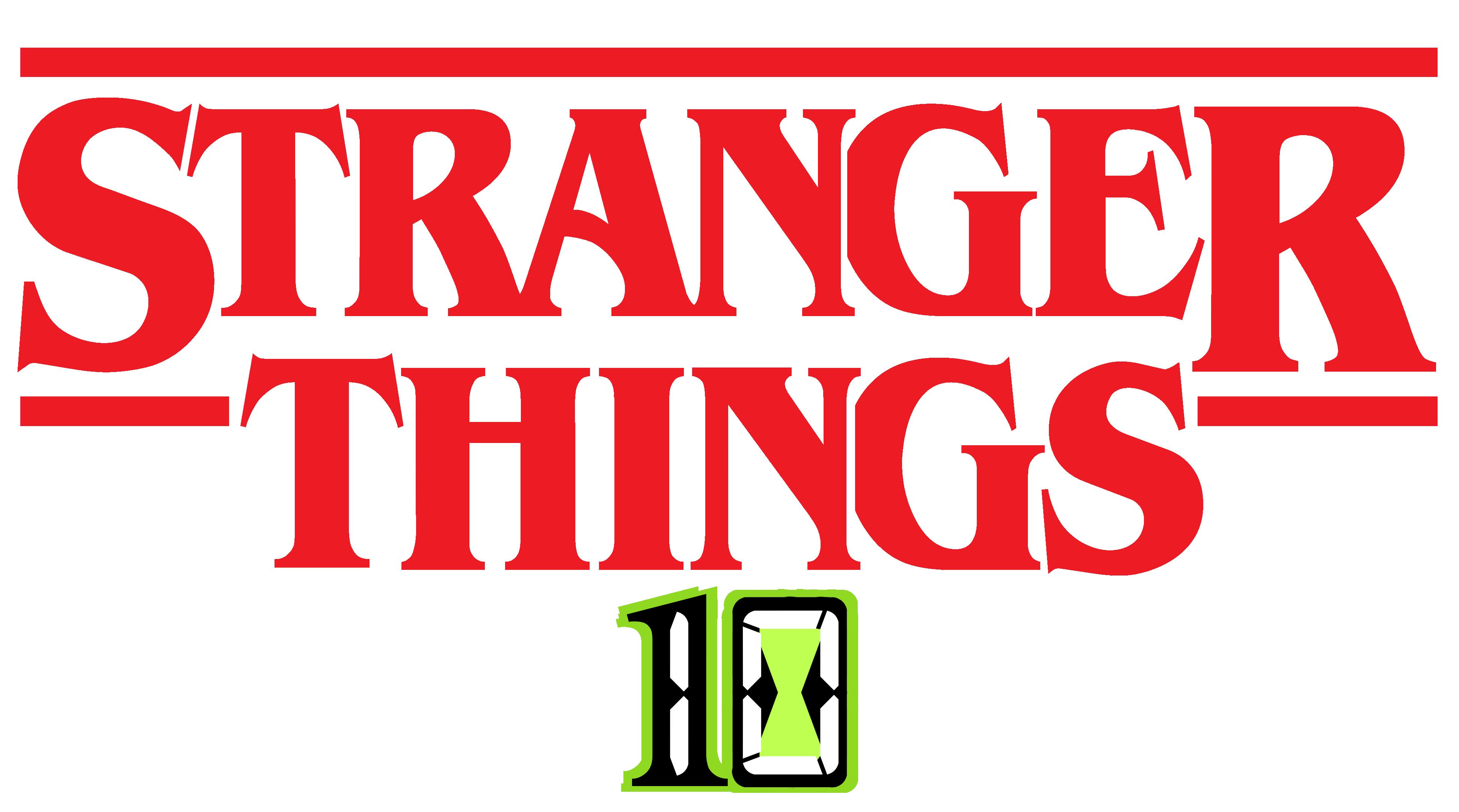 Stranger Things 10