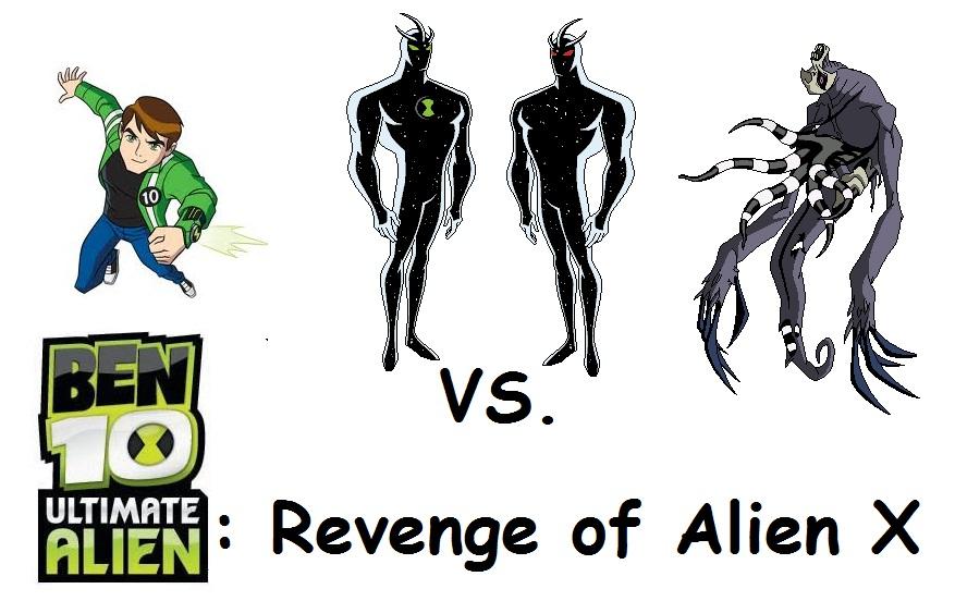 Ben 10: Revenge of Alien X