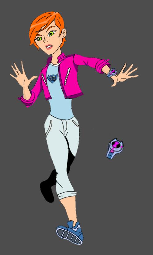 Gwen 10 (Ominihero)