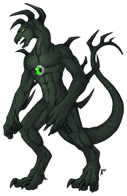 Guardian Reptile (Jake 10)