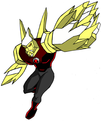 Titanite (Omnitrix Unleashed)