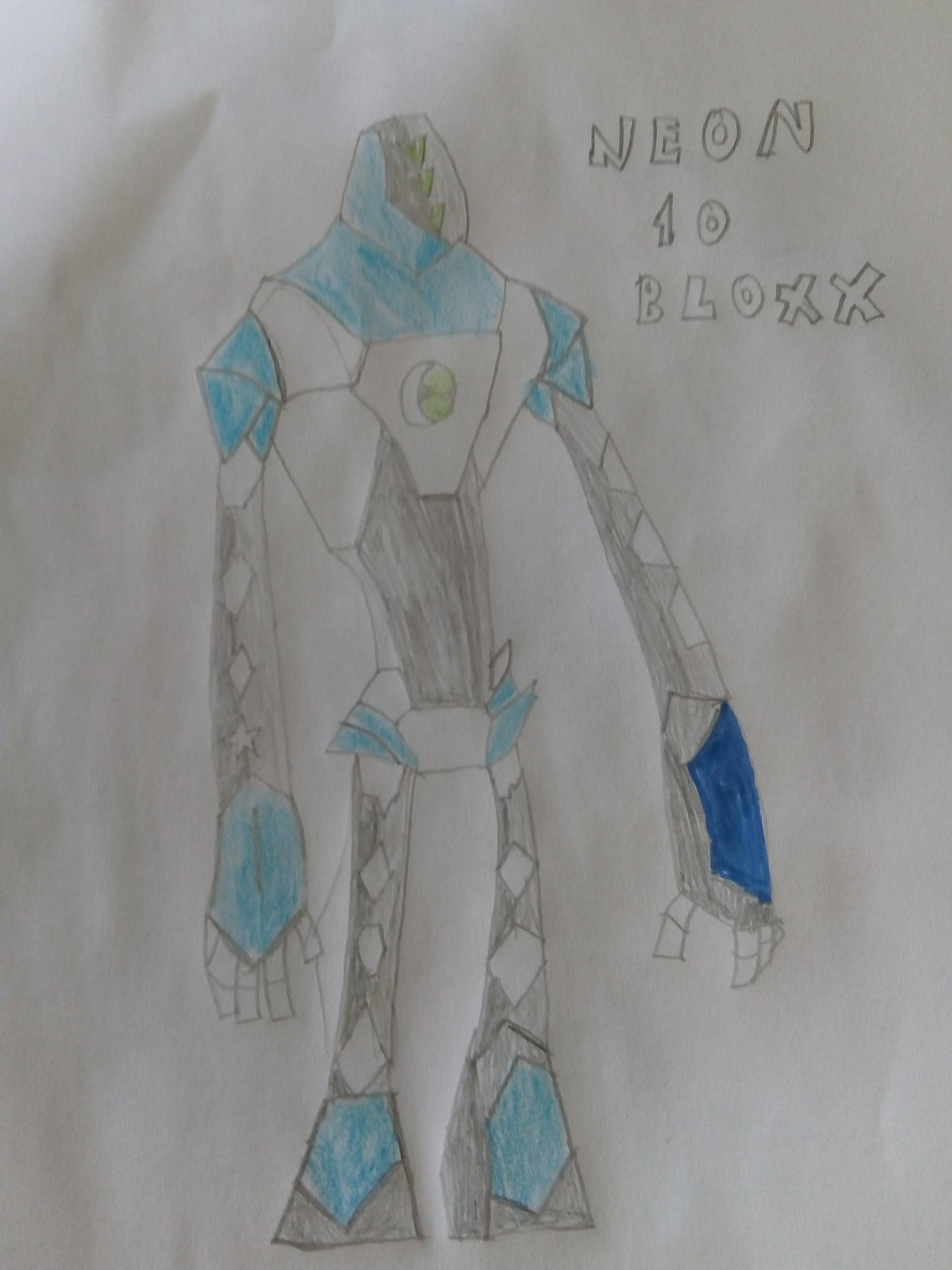 Bloxx (Neon 10)