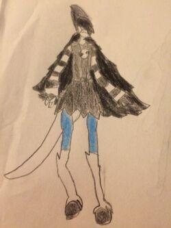 Mitsuki as QK-N