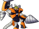 Ultimate Armodrillo (CaT)