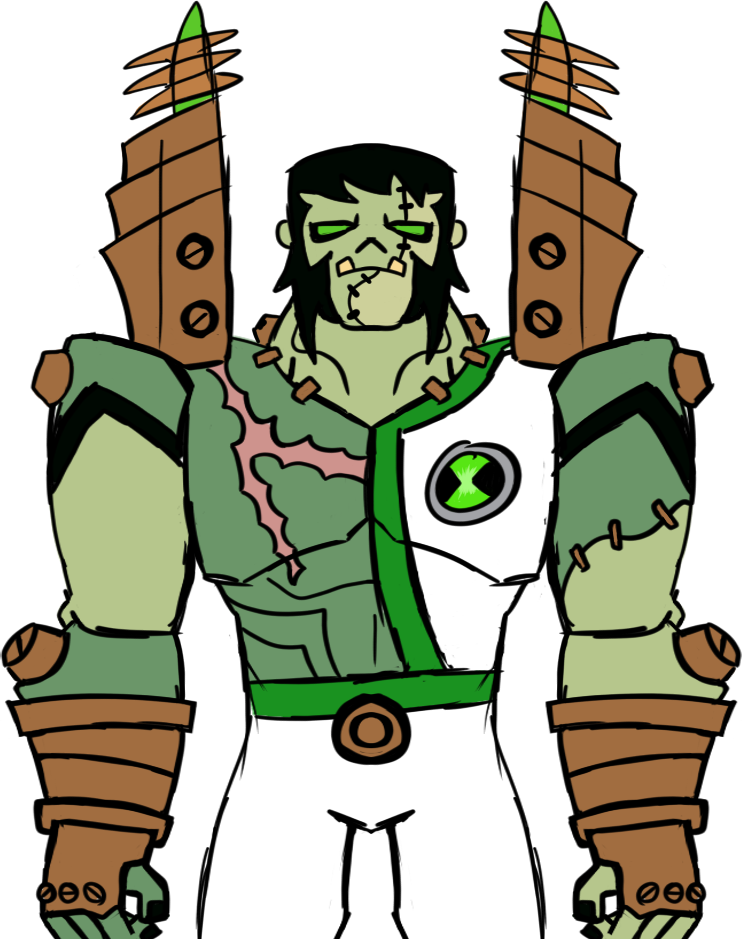 Frankenstrike (Earth-1010)