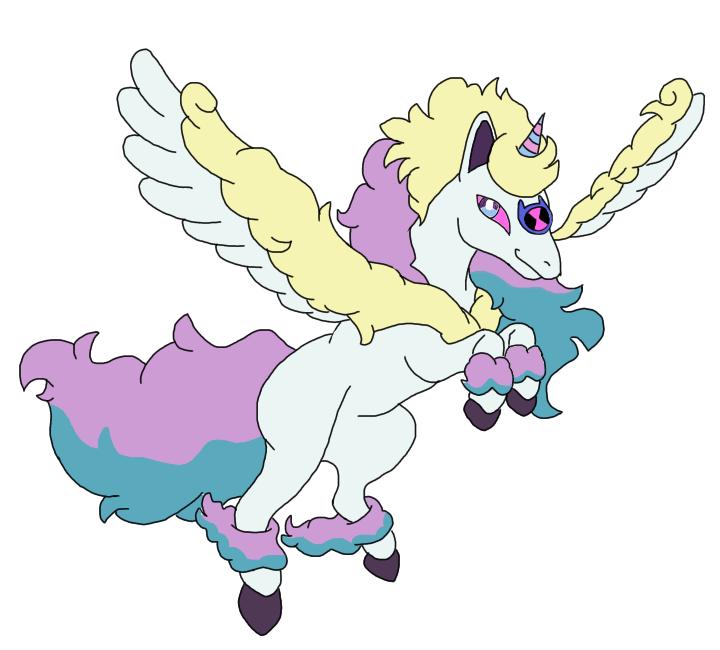 Ponyrash (Gwen 10-OH)