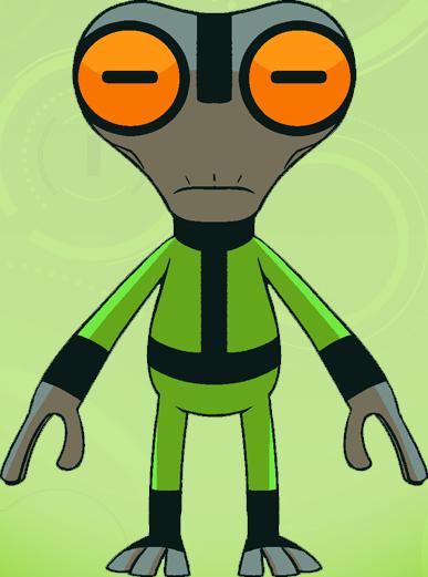 Frogstein (AL 12 Reboot)