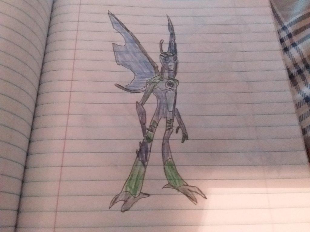 Goo Bug (Ben10fan090's Alien)
