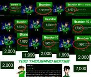 2,000 User Edits Special!