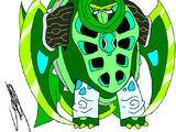 Xceed Terraspin (Ben 10K-OH)