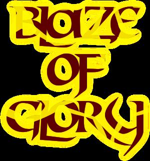 Aaronbill3/Blaze of Glory - Series Announcement!