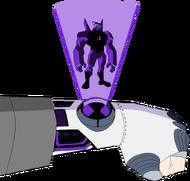 Ultimatrix Hologram