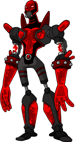 Nucle-R (Omnitrix Unleashed)