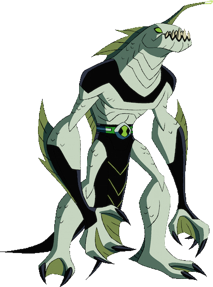 Ripjaws (Ben 10: Omniversal Force)