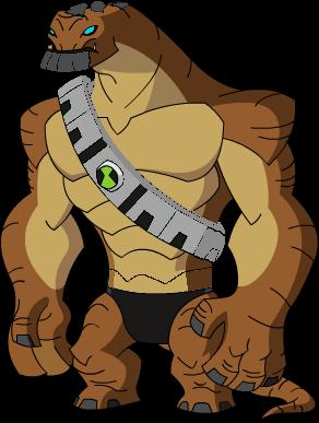Humungousaur (Evfnye 10)