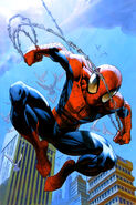 Ultimate Spider-Man Peter Parker