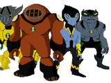 Brandon 10: Ultimate Hero/Aliens
