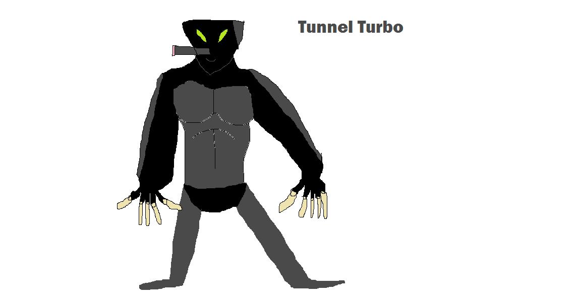 Tunnel Turbo (B10L)