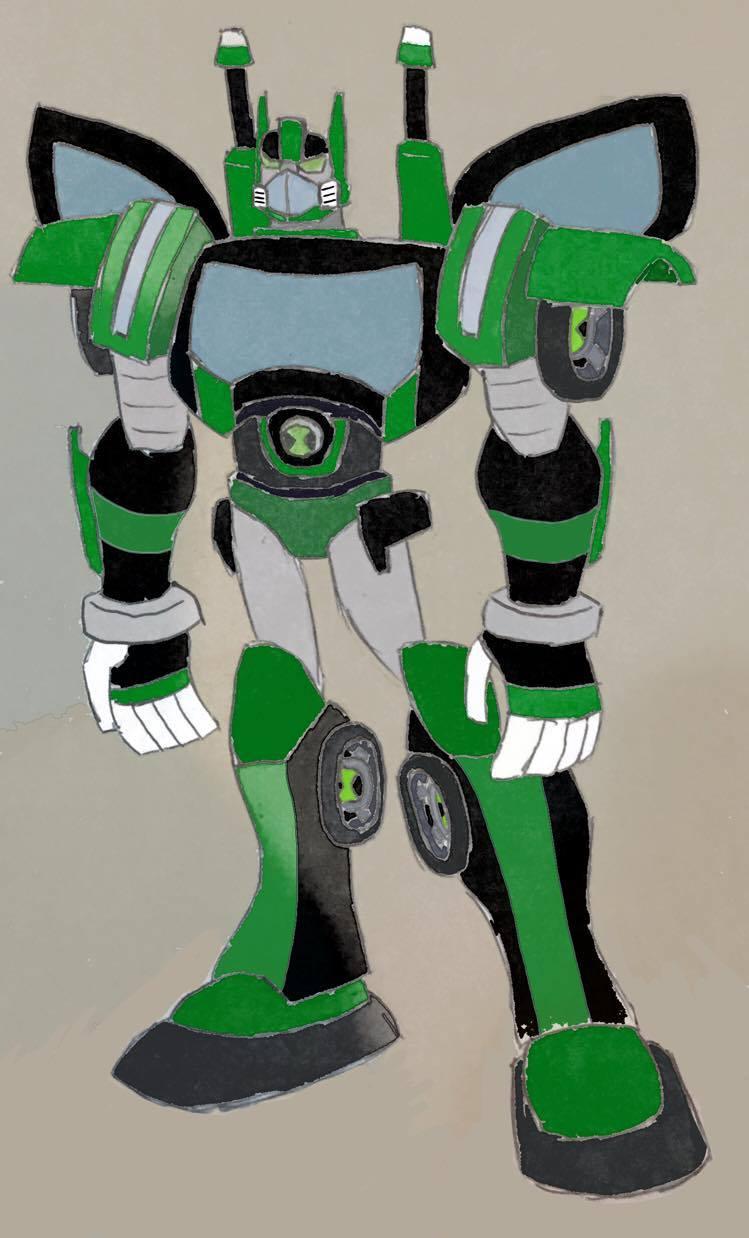 Decimus Prime (Battle Ben-OH)