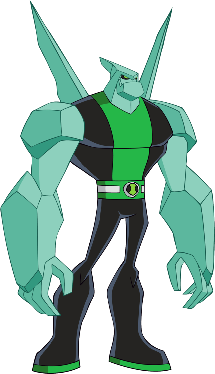 Diamondhead (Earth-77)/Timeline 1