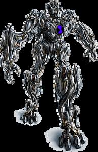 BBO Negative Technopath