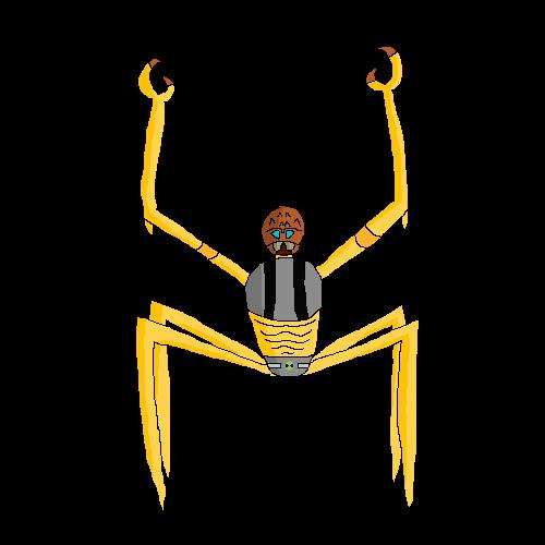 Crabclaw (Evfnye 10)