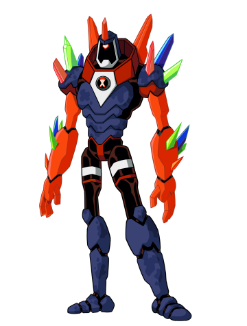 Crystaline (Omnitrix Unleashed)