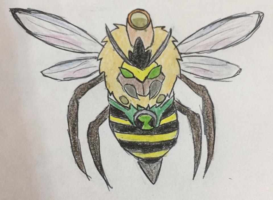 Honey Bomb (Battle Ben-OH)
