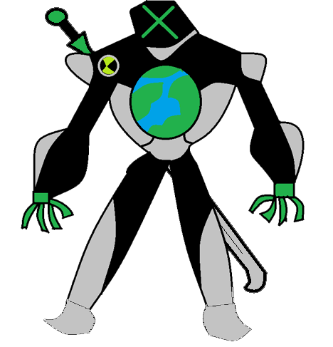 Element X (Ben 10 Omniverse: Cosmic Destruction)
