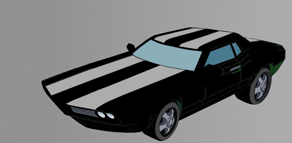 Devlin's Car (TNG)