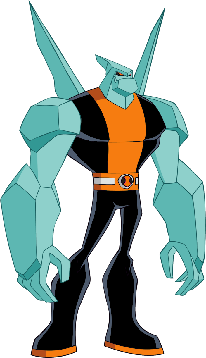 Diamondhead (Earth-123/Dimension 55)