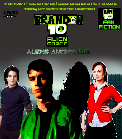 Brandon 10: Aliens Among Us DVD