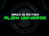 Back in Action: Alien Universe