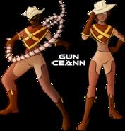 Gun Ceann Dual