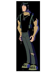 Kevin Ethan Levin (Ben 10 UAF)