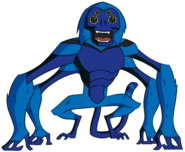 Alien Matrix Spidermonkey