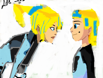 Cassie and her Future self.png
