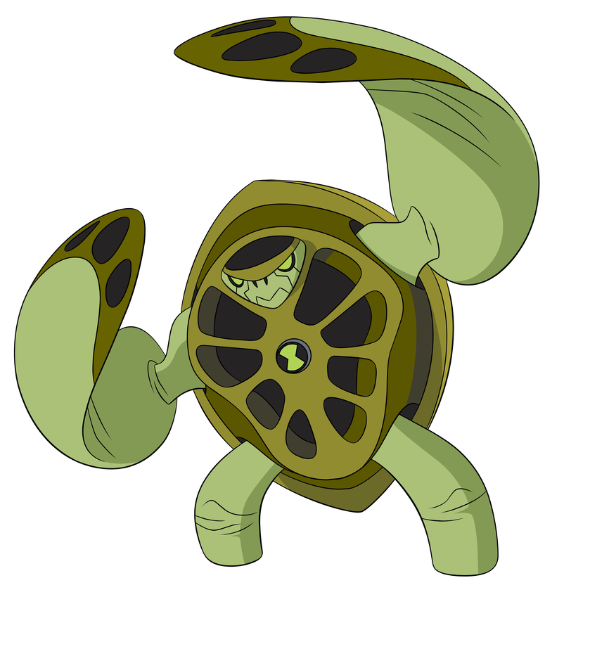 Terraspin (B10 Reboot: AR)