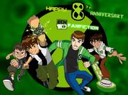 BTFF 8th Anniversary Poster