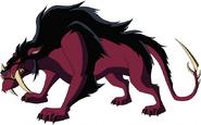 Alien Matrix Panthera