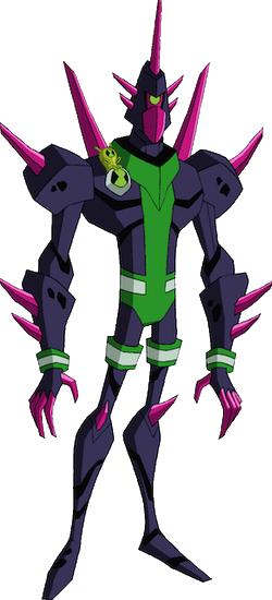 Chromastone (Ben 10: Omniversal Force)