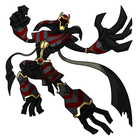 Pharaoh (Omnitrix Unleashed)